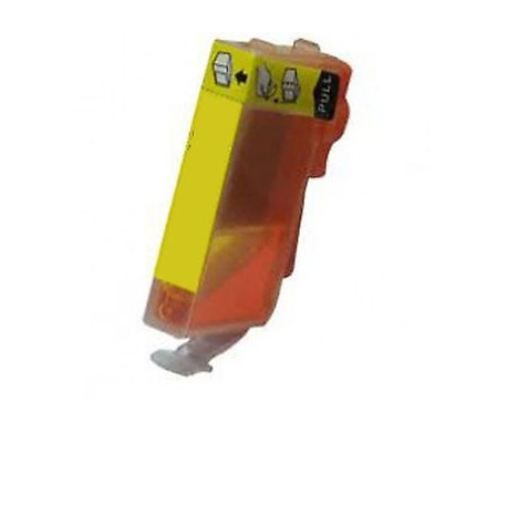 CARTUCCIA COMPATIBILE CANON BCI-3eY/6Y GIALLO