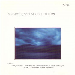 Windham Hill Artists - An Evening With Windham Hill Live (US 1984 Windham Hill WD-1026) CD