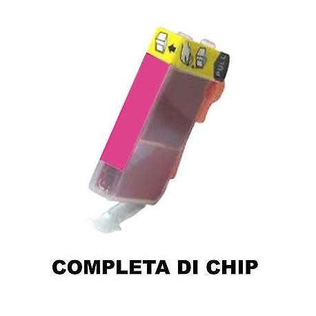 CARTUCCIA COMPATIBILE CANON CLI-8PM MAGENTA CHIARO