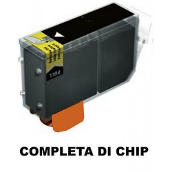 CARTUCCIA COMPATIBILE CANON PGI-520BK XL NERO