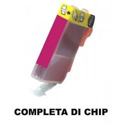 CARTUCCIA COMPATIBILE CANON CLI-521M XL MAGENTA