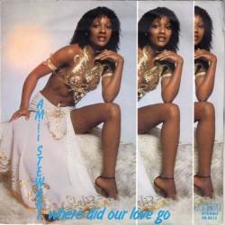 """Amii Stewart - Where Did Our Love Go / Premiere (ITA 1981) 7"""" 45 giri"""