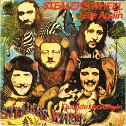"Stealers Wheel - Late Again / Outside Looking In (HOL 1978) 7"" 45 giri"