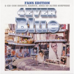 Blue - 4Ever Blue (Fans Edition) (ITA 2005 Virgin 0946 3 11315 0 9) 2xCD+ Poster