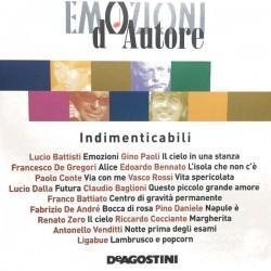 Emozioni d'Autore - Indimenticabili (ITA 2006 De Agostini EDA16-2) CD
