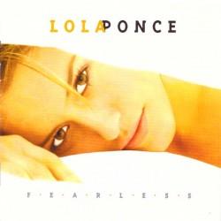 Lola Ponce - Fearless (ITA 2004 Ariola, BMG Italy 082876644172) CD