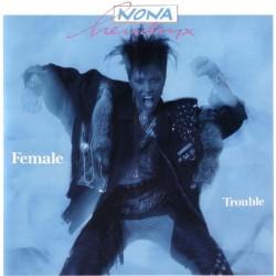 Nona Hendryx - Female Trouble (US 1987 EMI America CDP 7 46550 2) CD