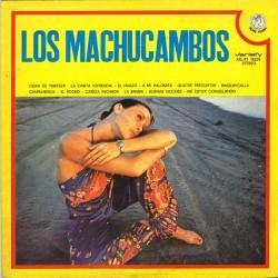 Los Machucambos - Los Machucambos (ITA 1974 Variety  REL-ST 19238) LP