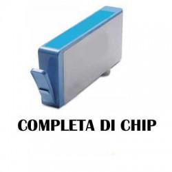 CARTUCCIA COMPATIBILE HP 920C XL CIANO