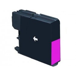 CARTUCCIA COMPATIBILE   BROTHER LC-985M MAGENTA