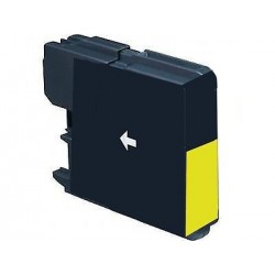 CARTUCCIA COMPATIBILE   BROTHER LC-985Y GIALLO