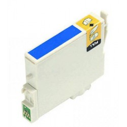 CARTUCCIA COMPATIBILE EPSON T1802/T1812 CIANO  XL C13T18024010/C13T18124010 MARGHERITA