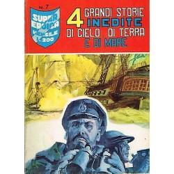 COLLANA SUPER EROICA NR.   7  edizione originale 01/1966