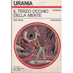 Urania nr. 832 - Bob Shaw, Il terzo occhio della mente - Mondadori 1980