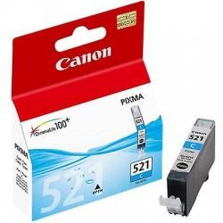 CARTUCCIA ORIGINALE CANON CLI-521C CIANO