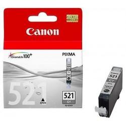 CARTUCCIA ORIGINALE CANON CLI-521GY GRIGIO per PIXMA MP980 MP990