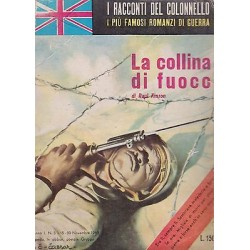 I racconti del colonnello NR. 3 - La collina di fuoco, Raul Kinson - 1960