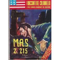 I racconti del colonnello NR.38 - Mas Z. 215, P. Norton - 1963