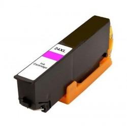 CARTUCCIA COMPATIBILE EPSON T24 XL MAGENTA C13T24234010/C13T24334010 ELEFANTE