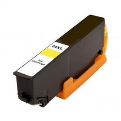 CARTUCCIA COMPATIBILE EPSON T24 XL GIALLO C13T24244010/C13T24344010 ELEFANTE