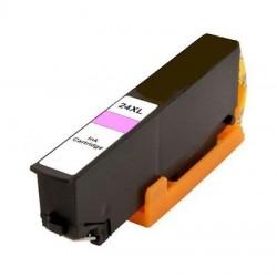 CARTUCCIA COMPATIBILE EPSON T24 XL MAGENTA CHIARO C13T24264010/C13T24364010 ELEFANTE