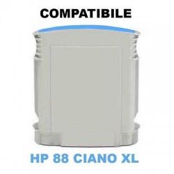 CARTUCCIA COMPATIBILE HP 88 XL C Ciano C9391AE