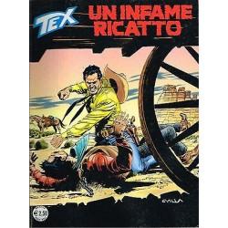 TEX NR. 543 UN INFAME RICATTO (2006) Bonelli