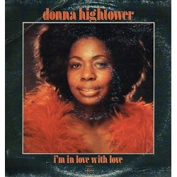 DONNA HIGHTOWER - I'm in love with love (ITA 1975 Ariston AR/LP/12262)