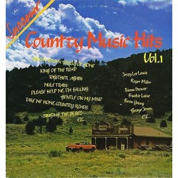 Country Music Hits (Mercury 6463 179) Compilation