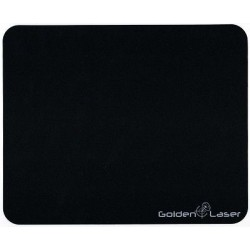 TAPPETINO PER MOUSE LASER MOUSEPAD SUPERSOTTILE NERO