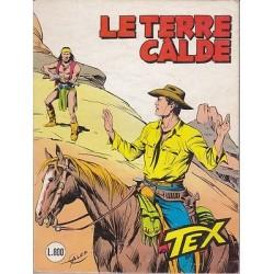 TEX NR. 263 Le terre calde (Originale 1982) Bonelli