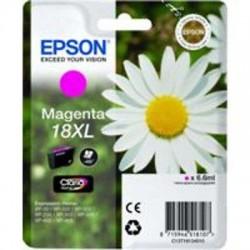 CARTUCCIA ORIGINALE EPSON T1813 MAGENTA 18 XL Margherita C13T18134010