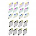 CARTUCCE COMPATIBILI EPSON SERIE T1290 KIT 20 Colori (taglia L) Mela