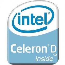 PROCESSORE CPU INTEL Socket 775 CELERON D 346 | 3,06GHz | FSB 533MHz |Cache 512K