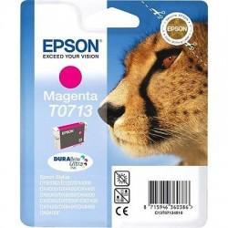 CARTUCCIA ORIGINALE EPSON T0713 MAGENTA Ghepardo C13T07134021