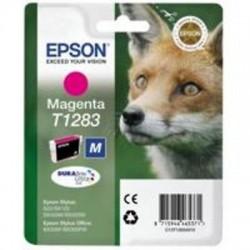 CARTUCCIA ORIGINALE EPSON T1283 MAGENTA Volpe C13T12834011