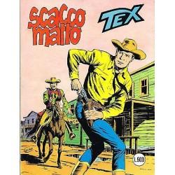 TEX NR. 233 SCACCO MATTO (Originale Marzo 1980) Bonelli -2