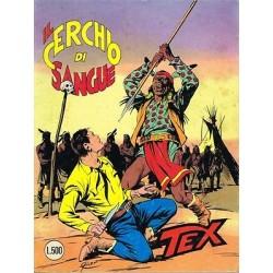 TEX NR. 236 Il cerchio di sangue (Originale Giugno 1980) Bonelli