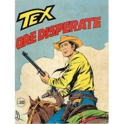 TEX NR. 241 Ore disperate (Originale Novembre 1980) Bonelli