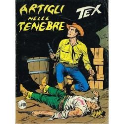 TEX NR. 253 Artigli nelle tenebre (Originale Novembre 1981) Bonelli