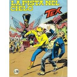 TEX NR. 257 La pista nel cielo (Originale Marzo 1982) Bonelli