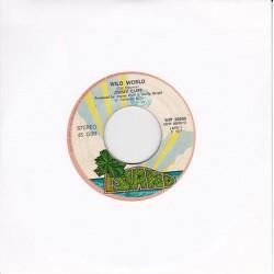 45 giri JIMMY CLIFF - Wild World / Goodbye Yesterday  (ITA 1971 ISLAND WIP 26530)