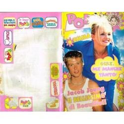 Rivista Pop's 1999 nr.38 Jacob Joung, Emma Bunton, Nsync