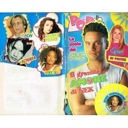 Rivista Pop's 1999 nr.51 Nek, Spice Girls, Boyzone