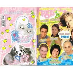 Rivista Pop's 2000 nr.105 Alex britti, Comunicazione Corrotta, Spice Girls