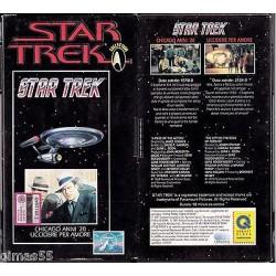 VIDEOCASSETTA VHS STAR TREK  - Chicago anni '20 / Uccidere per amore