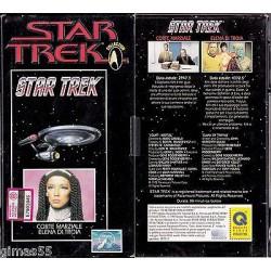 VIDEOCASSETTA VHS STAR TREK  - Corte marziale / Elena di Troia
