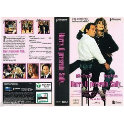 VHS HARRY, TI PRESENTO SALLY - Meg Ryan, Billy Crystal