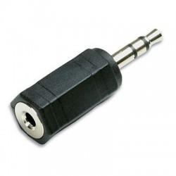 Adattatore Audio Stereo Jack 2,5mm Maschio - Jack 3,5mm Femmina M/F