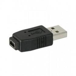 ADATTATORE USB MINI B FEMMINA / A MASCHIO
